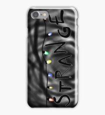 Stranger things phone case iPhone Case/Skin