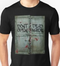 The walking dead - dead inside - zombie T-Shirt