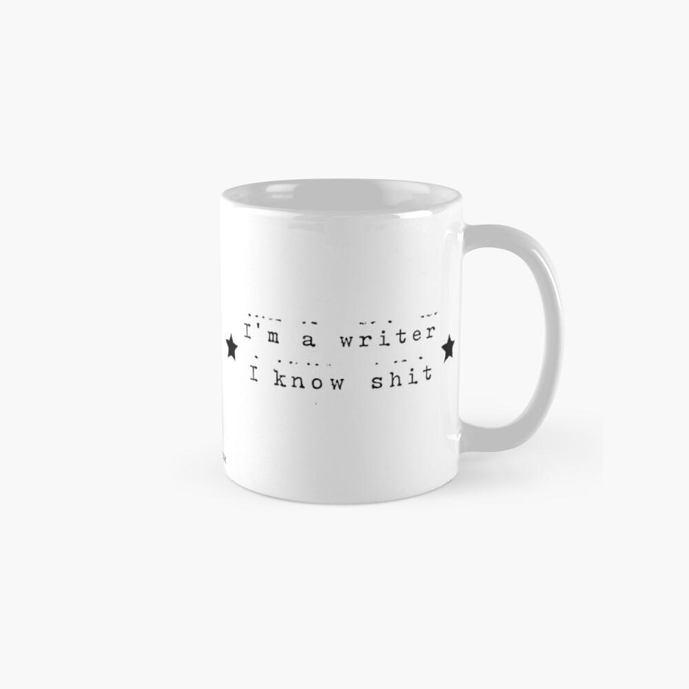 I'm a writer Classic Mug