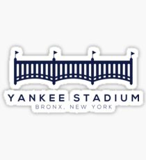 Yankee Stadium Sticker
