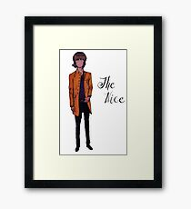 A Band Called the Nice Framed Print