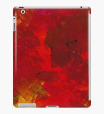 Exothermic | Alcohol Ink Abstract iPad Case/Skin