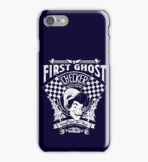 First Ghost Cab Co iPhone Case/Skin