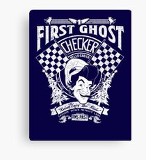 First Ghost Cab Co Canvas Print