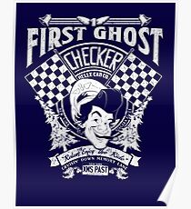 First Ghost Cab Co Poster