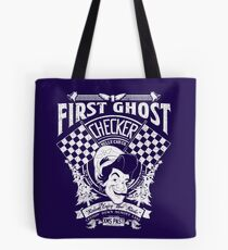 First Ghost Cab Co Tote Bag