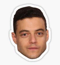 Rami Malek Sticker
