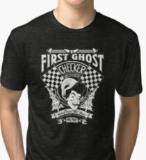 First Ghost Cab Co Tri-blend T-Shirt