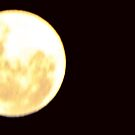 Super Moon phenomena by iamelmana