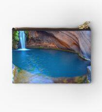 Spa Pool HDR, Hamersley Gorge, Karijini NP Studio Pouch