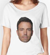 Ben Affleck Women's Relaxed Fit T-Shirt