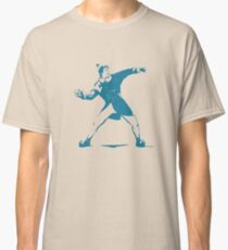 The Snowball Thrower Classic T-Shirt