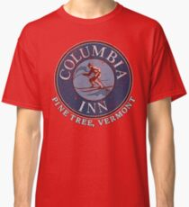 Columbia Inn, Pine Tree Vermont Classic T-Shirt
