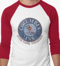 Columbia Inn, Kiefer Vermont Baseballshirt mit 3/4-Arm