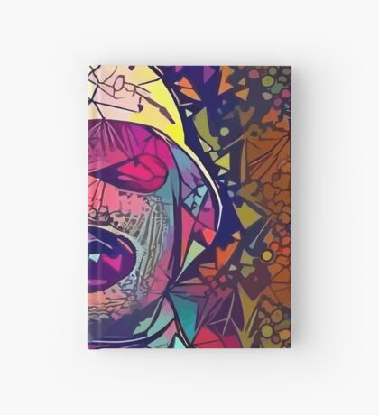 Abstract Oxymoron Hardcover Journal