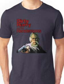 Dirty Harry and the Hendersons Unisex T-Shirt