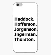 How to Train Your Dragon Names  iPhone Case