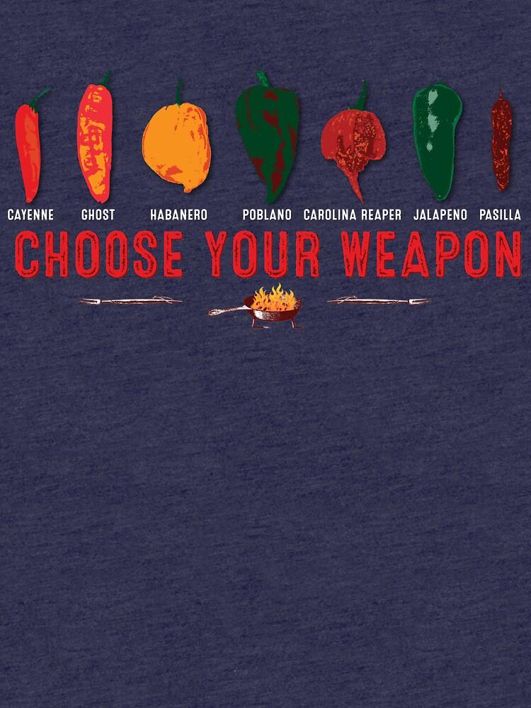 Wählen Sie Ihre Waffe Hot Peppers von resortworks