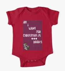 All I Want For Christmas Is... Kids Clothes