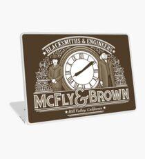 McFly & Brown Blacksmiths Laptop Skin