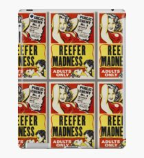 Reefer Madness iPad Case/Skin