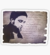 Robert Pattinson Music Pegatina