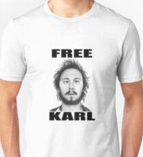 workaholics free karl show shirt Unisex T-Shirt