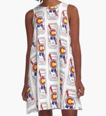 Colorado PBR 2.0 A-Line Dress