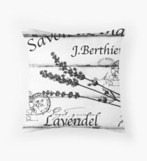 Lavendel Throw Pillow