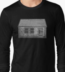 Eminem - The Marshall Mathers LP (Childhood Home) Long Sleeve T-Shirt
