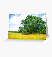 Hundred Acre Wood Greeting Card