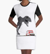 Ian Malcolm - Do you think they'll have that on the tour? Graphic T-Shirt Dress