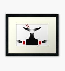 Star Wars Paratrooper Framed Print