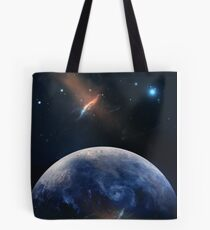 Planet Earth.  Tote Bag