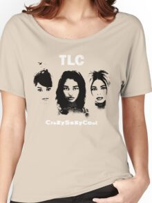 TLC CrazySexyCool Women's Relaxed Fit T-Shirt