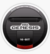 sega genesis Sticker