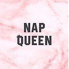 Nap Queen Marble by 4ogo Design