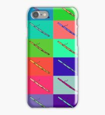 Colourful Bassoon Lover iPhone Case/Skin