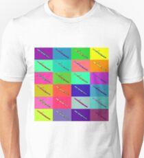 Colourful Bassoon Lover Unisex T-Shirt