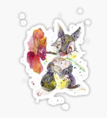 Thumper. Sticker