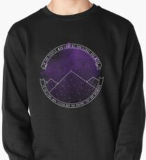 Look At The Stars And Wish | Night Court Pullover