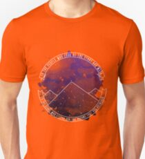 Look At The Stars And Wish | Night Court Unisex T-Shirt