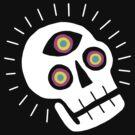 Enlightened Skull by obinsun