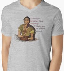 Belethor Mens V-Neck T-Shirt