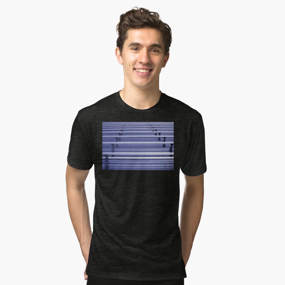 Bleachers Tri-blend T-Shirt Front