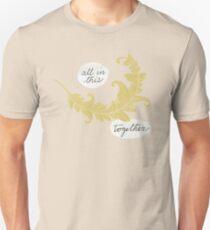 Birds of a feather Unisex T-Shirt