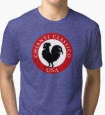 Black Rooster USA Chianti Classico  Tri-blend T-Shirt