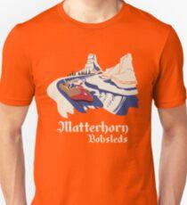 Matterhorn Bobsleds Unisex T-Shirt