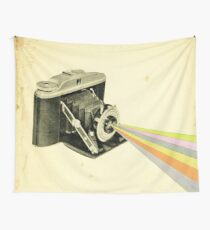 It's a Colourful World Wall Tapestry