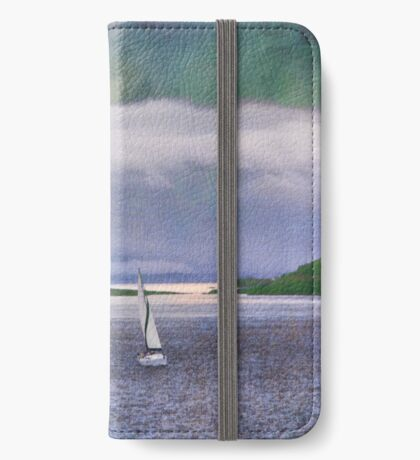 The Sound of Mull iPhone Wallet